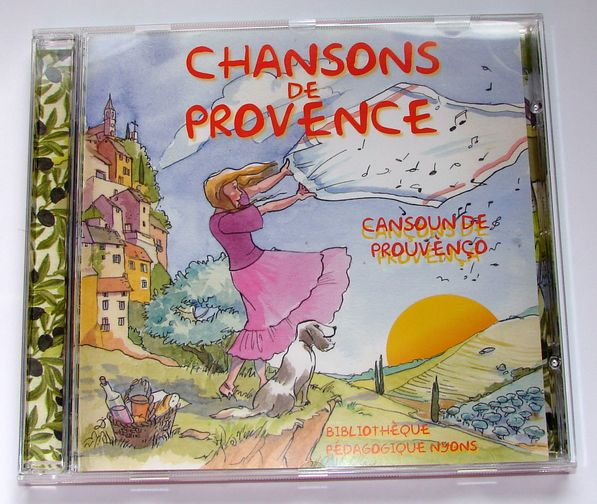 CD_Chansons_Provence